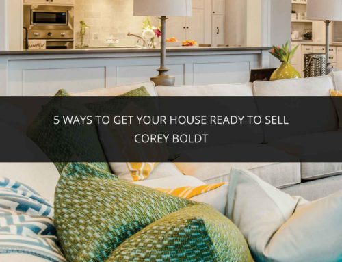 5 Ways to Get Your House Ready to Sell