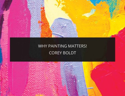 Why Painting Matters!