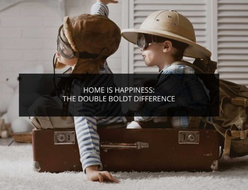 Home is Happiness: The Double Boldt Difference