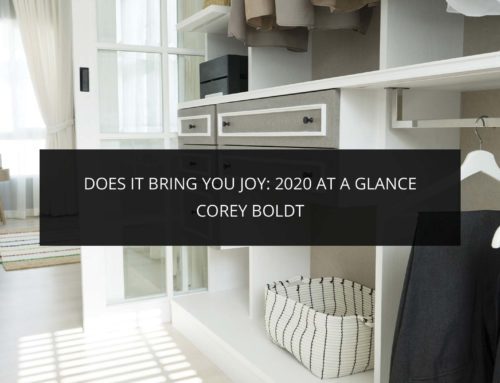 Does it Bring You Joy: 2020 at a Glance