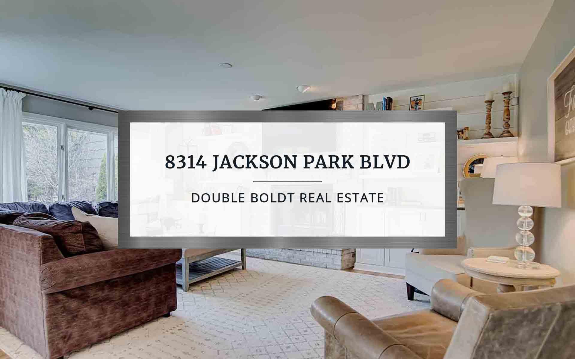 8314 Jackson Park Blvd | Double Boldt Real Estate