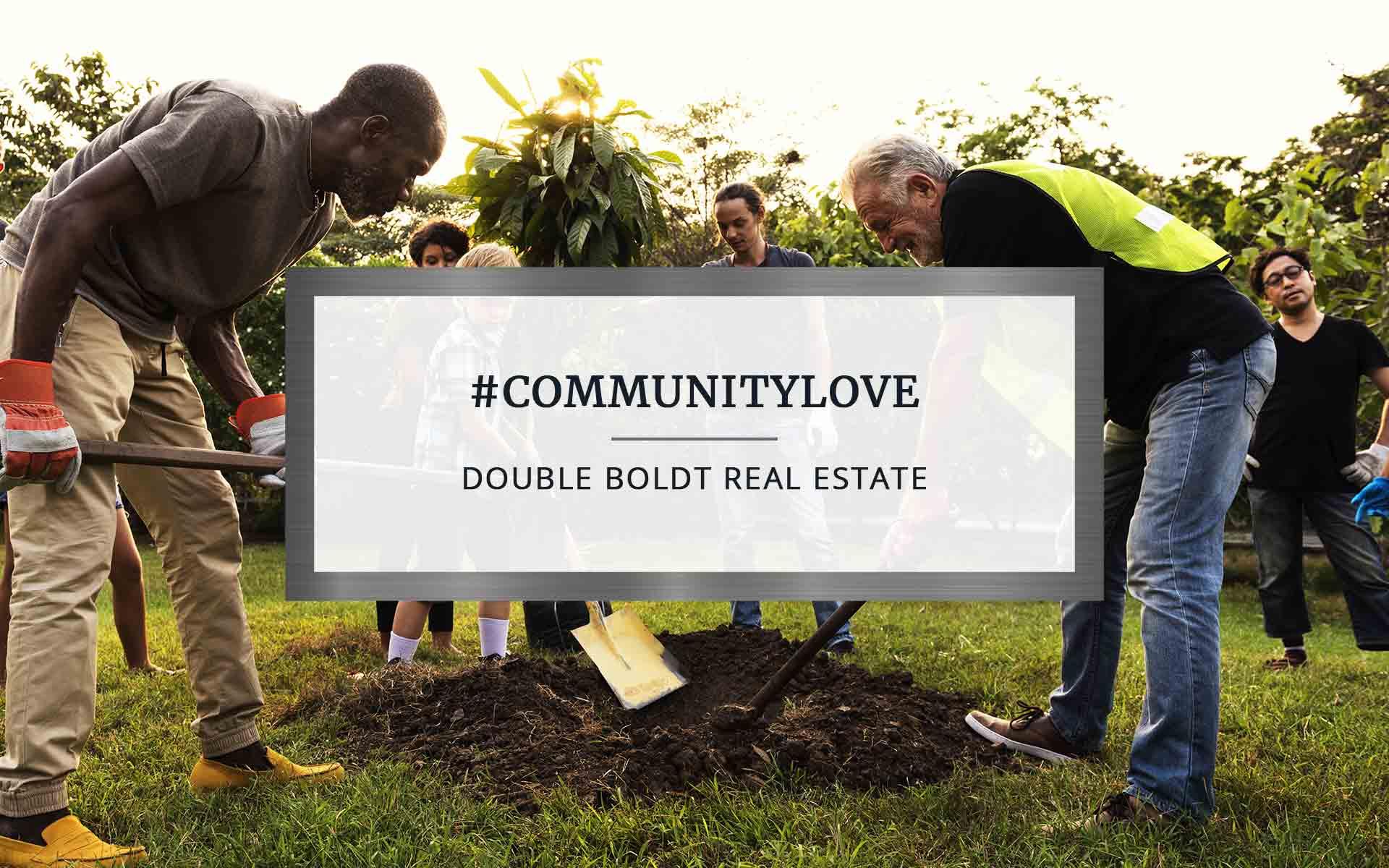#CommunityLove | Double Boldt Real Estate