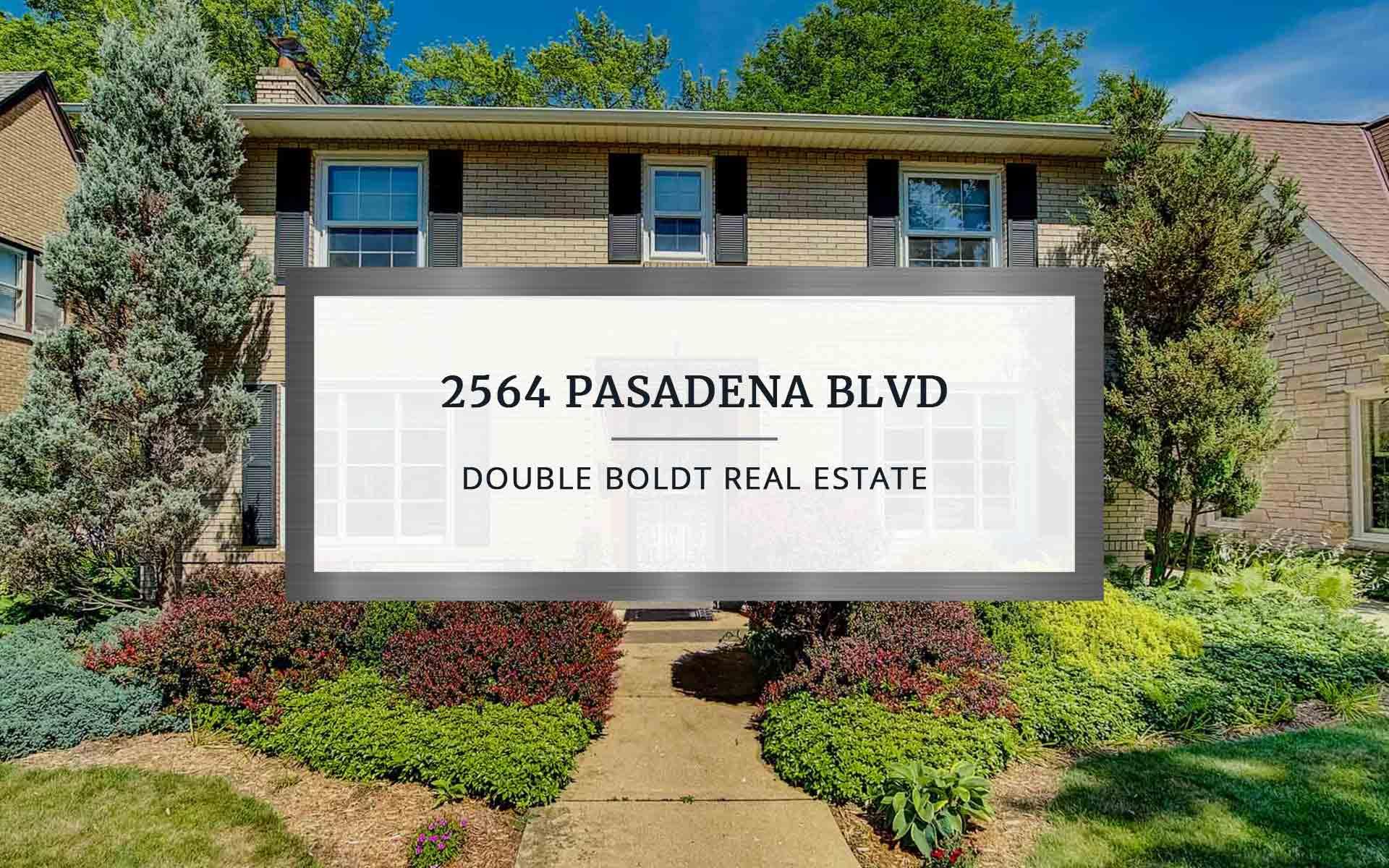 2564 Pasadena Blvd | Double Boldt Real Estate