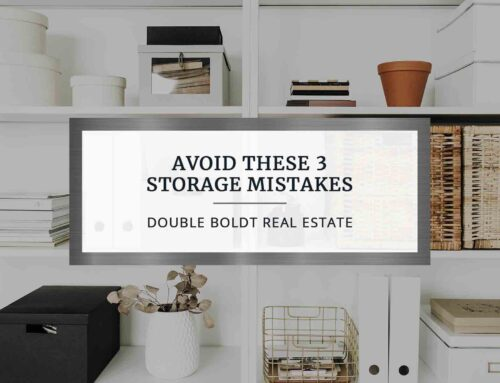 3 Common Storage Mistakes — And How To Avoid Them