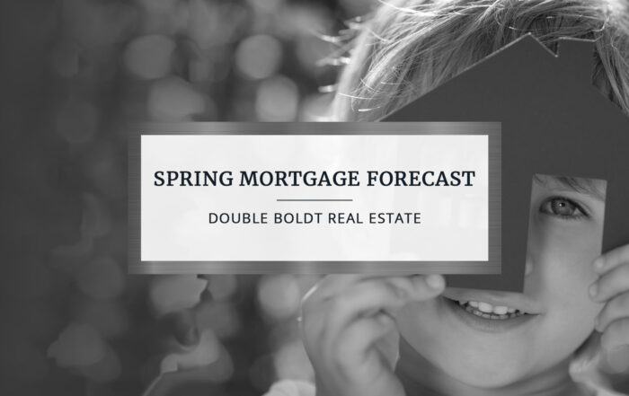 Spring Mortgage Forecast